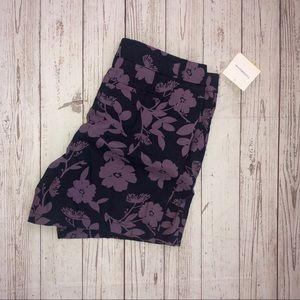 Croft & Barrow floral shorts